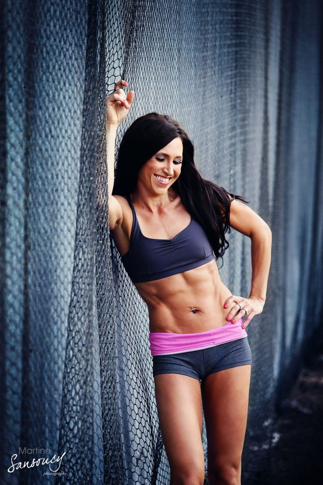Fitness trainer Debra Coutts, Saskatoon